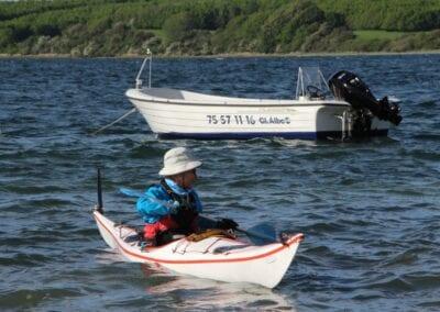 Kajak Urlaub an der Ostsee in Dänemark