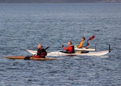Kajak Urlaub an der Ostsee