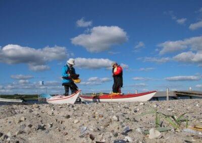 Seekajak Urlaub an der Ostsee